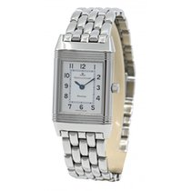 Jaeger-LeCoultre Reverso Dame occasion 20mm Gris Cuir