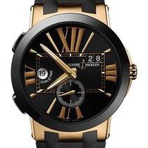 Ulysse Nardin Executive Dual Time 246-00-3/42 new