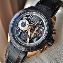 Jaeger-LeCoultre Master Compressor Extreme LAB 2 Tribute to Geophysic Oro rosado