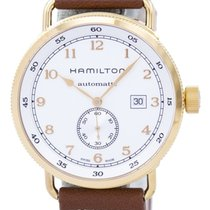 Hamilton Khaki Navy Pioneer new Automatic Watch with original box and original papers H77745553