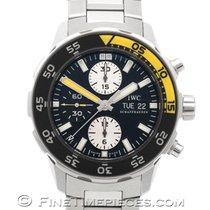 IWC IW376701 Acero 2012 Aquatimer Chronograph 44mm usados