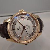 Omega De Ville Hour Vision Red gold 41mm Silver