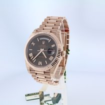 Rolex Watches 228235 Day-Date 40 Everose Gold