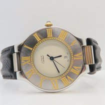 Cartier Must 21 Folding Clasp (With Papers No Box)