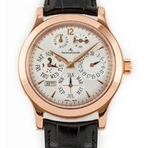 Jaeger-LeCoultre Master Eight Days Perpetual 18K Rose Gold...