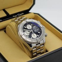 Breitling Superocean Chronograph II - Mit Box & Papiere