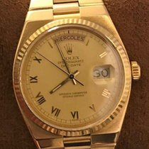 Rolex Day-Date Oysterquartz President 18k Gold