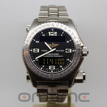 Breitling Titanium 43mm Quartz E76321 pre-owned
