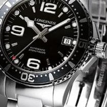 Longines HydroConquest Steel 41mm Black United States of America, New York, NY