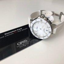 Oris Aquis Date Steel