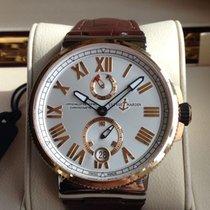Ulysse Nardin - Marine Chronometer- 1185-122/41 - Men -...