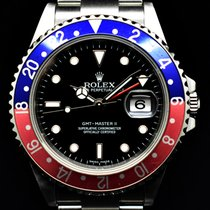 "Rolex GMT-Master II ""Stick Dial"""