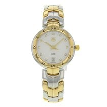 TAG Heuer Link Lady Steel 34mm Silver Roman numerals United States of America, New York, New York