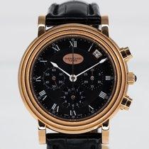 Parmigiani Fleurier Toric chronograph rose gold charcoal dial