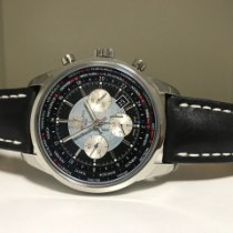 Breitling Transocean Chronograph Unitime new 2018 Automatic Chronograph Watch with original box and original papers AB0510U4/BB62/441X