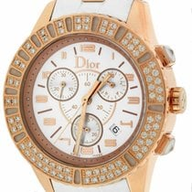 Dior Rose gold 38mm Quartz CD114370R001 pre-owned United States of America, New York, Massapequa Park