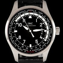 IWC 45mm Automatic 2016 pre-owned Pilot (Submodel) Black
