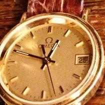Omega 22mm Kvarts 1989 ny De Ville (Submodel) Guld