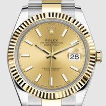 Rolex Datejust 126333 2019 neu