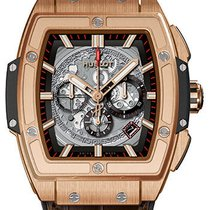 Hublot Rose gold Automatic 51mm new Spirit of Big Bang