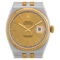 Rolex Datejust Oysterquartz Steel 36mm Gold No numerals United States of America, Florida, Surfside