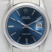 Rolex Oyster Precision usato 34mm Acciaio