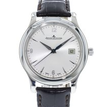 Jaeger-LeCoultre Master Control Date Steel 40mm Silver United States of America, Georgia, Atlanta