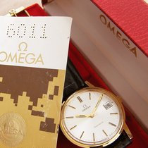 Omega Gold/Steel 34mm Manual winding Geneve pre-owned