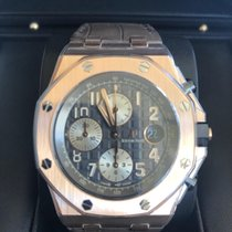 Audemars Piguet Royal Oak Offshore Chronograph Roségold 42mm Grau Arabisch Deutschland, Mühlheim / Main