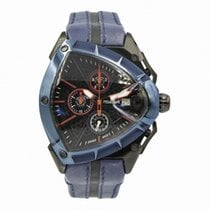 Tonino Lamborghini Steel 48mm Quartz Spyder pre-owned