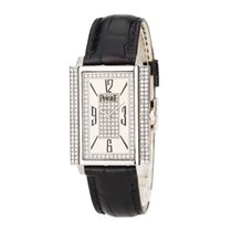 Piaget White gold 28mm Manual winding 924774 pre-owned
