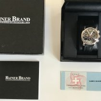 Rainer Brand pre-owned Manual winding 40.5mm Black Sapphire Glass Not water resistant
