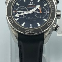 Omega Seamaster Planet Ocean Chronograph Steel 45.5mm Black United States of America, California, Los Angeles