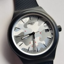 Swatch Plastic 42mm Automatic SUTB407 new