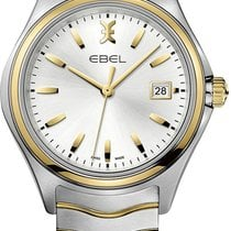 Ebel Wave new Quartz Watch with original box and original papers 1216202