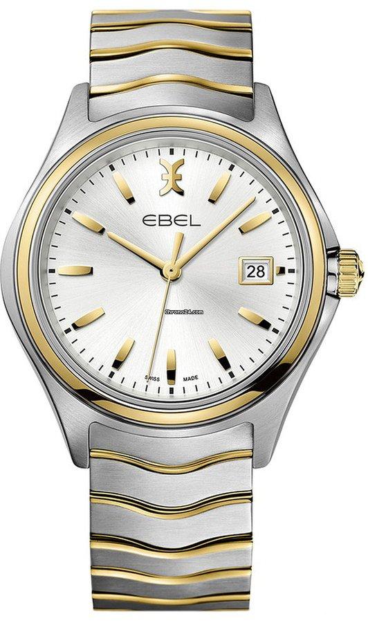 Ebel Wave 1216202 new