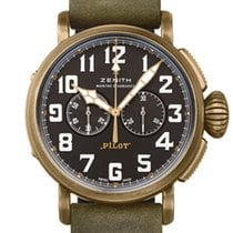 Zenith Pilot Type 20 Extra Special Bronze 45mm Black Arabic numerals United States of America, Florida, Sunny Isles Beach