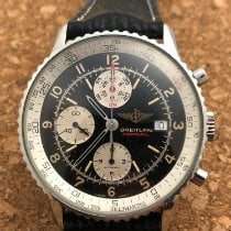 Breitling Old Navitimer Steel 41mm Black
