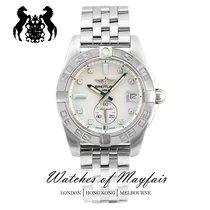Breitling Galactic 36 Steel 36mm Mother of pearl Australia, Melbourne