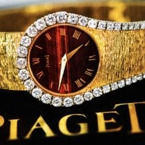 Piaget Oro amarillo Cuerda manual Limelight usados