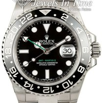 Rolex 116710 Steel 2008 GMT-Master II 40mm pre-owned United States of America, Florida, 33431
