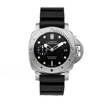 Panerai Luminor Submersible 1950 3 Days Automatic PAM 682 pre-owned