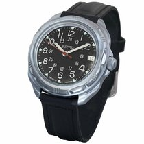 Vostok 42mm Cuerda manual 211783