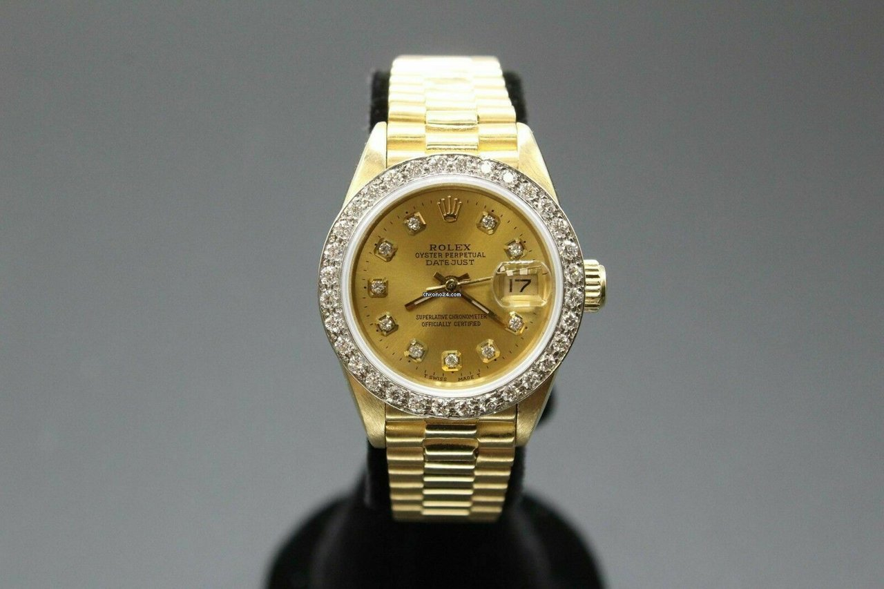 Rolex Lady-Datejust 69168 1983 pre-owned
