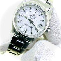 Rolex Lady-Datejust Acero 30mm Blanco Romanos