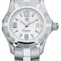 TAG Heuer 2000 Steel 28,5mm White