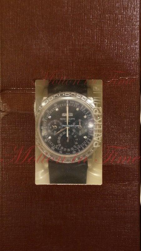 Patek Philippe Perpetual Calendar Chronograph 5971P-001 pre-owned