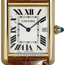 Cartier w1529756 Yellow gold 2021 Tank Louis Cartier 25.5mm new United States of America, New York, Airmont