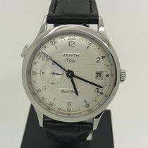 Zenith Elite Dual Time GMT