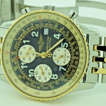 Breitling Navitimer Chronograph Automatic 18K Gold